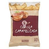 Panes horneados sabor cebolla caramelizada