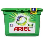 Detergente lavadora liquido capsulas actilift ropa color y blanca 3 en 1