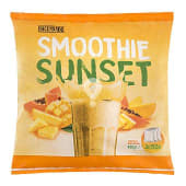 Smoothie sunset congelado