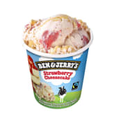 Ben&Jerrys Strawberry Cheesecake 445ml