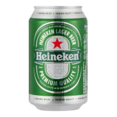 Heineken Can 330Ml