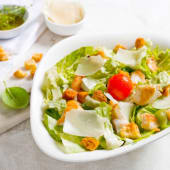 Salade cesare pollo