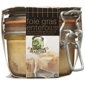 Foie gras entero de pato
