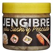 Jengibre para sushi y pescado