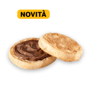 McCrunchy Bread con Nutella