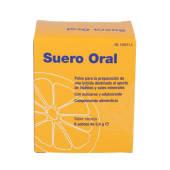 Suero Oral Sabor Naranja