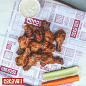 Sweet Chilli Wings - suaves