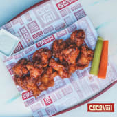 Honey BBQ Wings - picantes