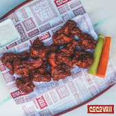 BBQ Wings - suaves