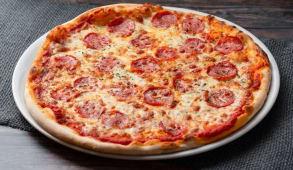 Pizza diávolo, familiar