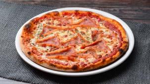 Pizza vesubio, normal
