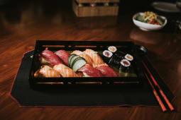 Sushi Moriwase 8 Unidades