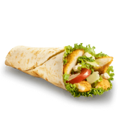 McWrap Caesar Cheese Pollo croccante