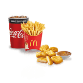 McMenu 6 Chicken McNuggets