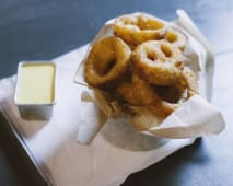 Giant Onion Rings