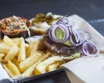 Cancún Burger