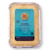 Lasagna Alcachofa y Champignones Capo Di Pasta 500gr