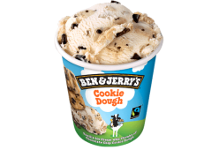 Ben & Jerry,s Cookie Dough