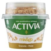 Danone, Activia Mix&go granola - miele 170 g