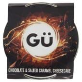 Gü, cheesecake al cioccolato con caramello salato 91,5 g, Chocolate & Caramello