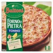 Buitoni, Forno di Pietra pizza al tonno surgelata 345 g