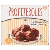 Dolci Regali, Profiteroles al cacao congelato 500 g