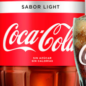 Coca-Cola Light (1L)