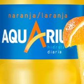 Aquarius Naranja (50cl)