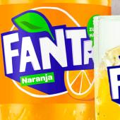 Fanta Naranja (1L)