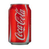 Lata Coca-Cola 33 cl