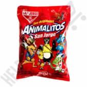 Galletas Animalitos San Jorge Bolsa X 500Gr
