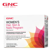 Gnc Women´S Hair, Skin And Nails 30-Day Program