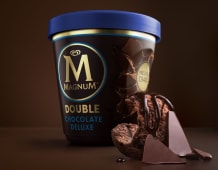 Magnum Double Chocolate Deluxe (440ml)