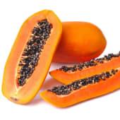 Papaya 1/2 Pieza (Aprox. 750 Gr.)