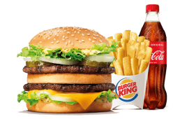 Menu Big King®