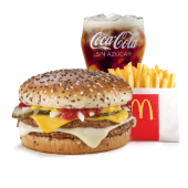 McCombo® Doble Cheesy