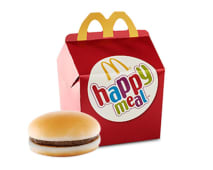 Happy Meal® Hamburguer Natura