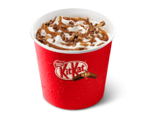 McFlurry® Kit Kat con Chocolate Blanco