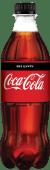 Напій Coca-Cola Zero (0.5л)