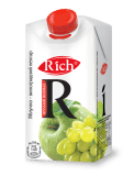 RICH сік яблуко виноград (0.5л)