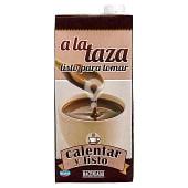 Cacao preparado liquido a la taza