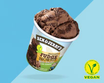Ben & Jerry's Non-Dairy Chocolate Fudge Brownie (465ml)
