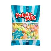 Golosinas pulpos y amigos con pica pica (pulpis mix)