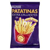 Aperitivo palitos patata extracrujiente (patatinas)