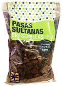 Pasas sultanas sin semillas (pequeñas)