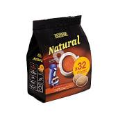 Cafe capsula (compatible con cafetera sistema senseo) natural
