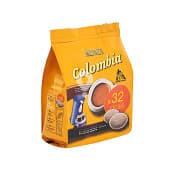 Café cápsula (compatible con cafetera sistema senseo) colombia