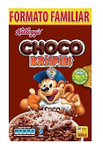 Cereal arroz inflado chocolate choco krispies( mono)