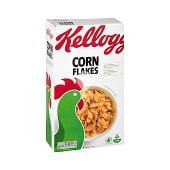 Cereales copos de maíz natural kellogg's