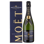 Moët & Chandon Champagne Nectar Imperial Astucciato 75 Cl